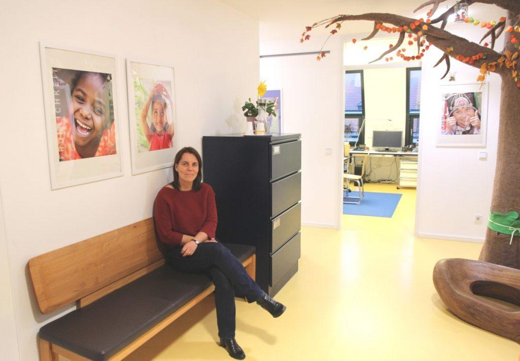 Dr. med. Gudrun Rogler-Franken  in München, Fachärztin für Kinder- und Jugendpsychiatrie und -psychotherapie