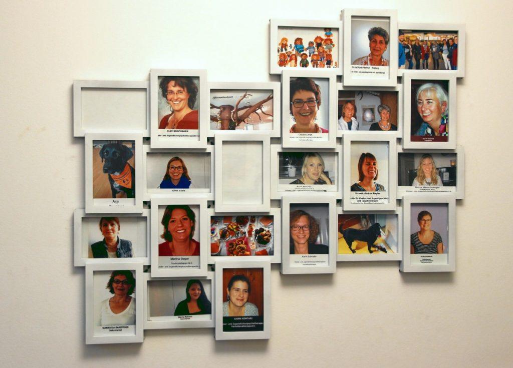 Unser Team: Praxis für Kinder- und Jugendpsychiatrie Dr. Gudrun Rogler-Franken in München
